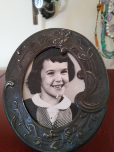 Gayle Walters 1st grade photo