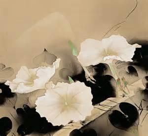 moonflowers